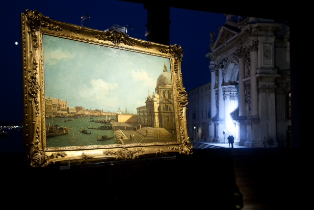canaletto notte